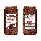 Guillermo - Semillas de Quinoa Roja - Alimentación Saludable - Ingredientes 100 % Quinoa Roja - 1 Kilogramo