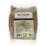 Bionsan Trigo Ecológico en Grano | 6 Bolsas de 500 gr | Total: 3000 g
