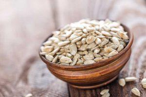 semilla sin cáscara