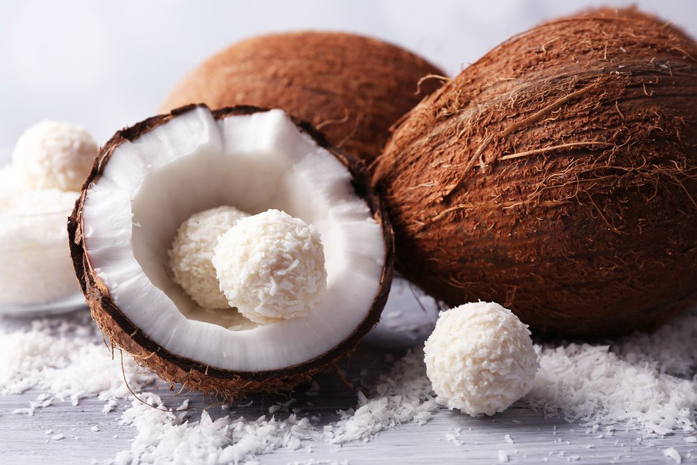 beneficios de la semilla de coco