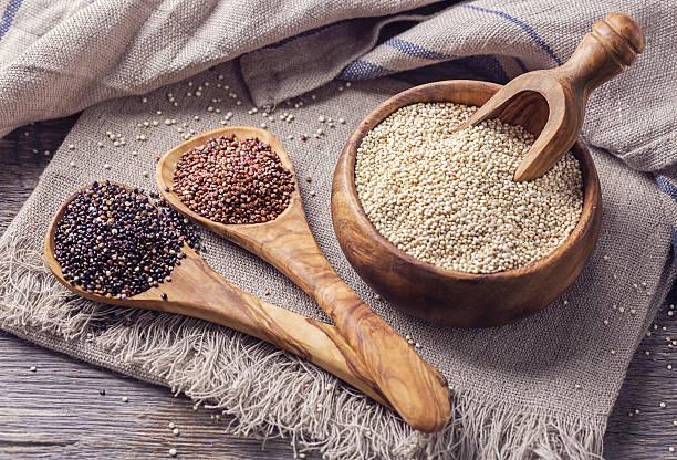tipos de semilla de quínoa
