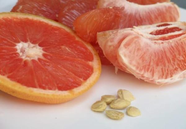 beneficios de las semillas de pomelo